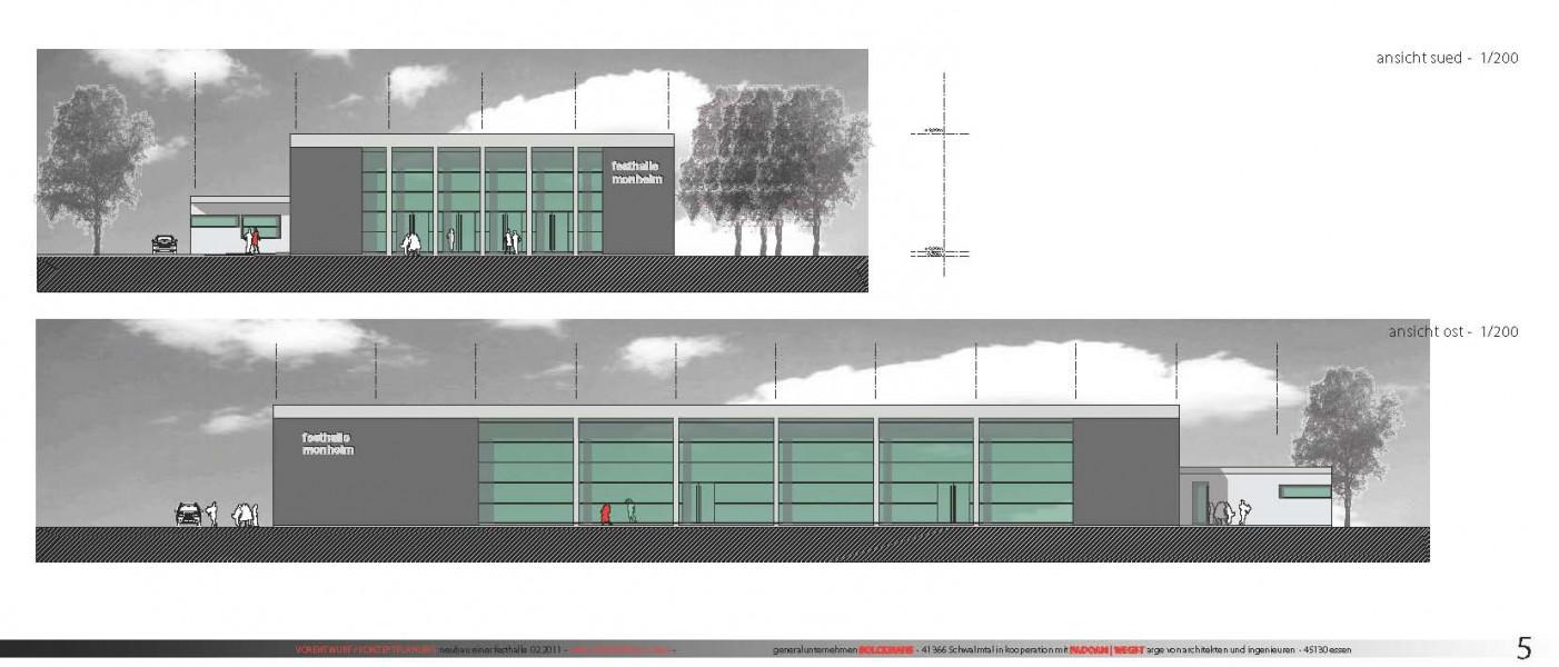 marco padoan architekt monheim am rhein stadthalle. Black Bedroom Furniture Sets. Home Design Ideas